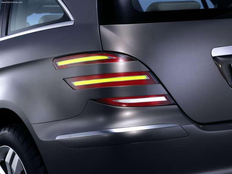 La Mercedes Vision GST Concept (2002) Merc1521