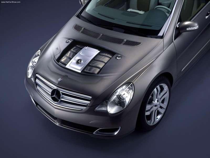 La Mercedes Vision GST Concept (2002) Merc1522