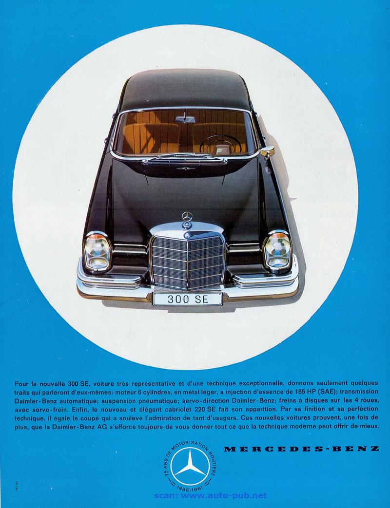 [Designer] Paul Bracq chez Mercedes-Benz  Merc1617