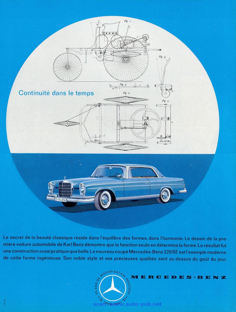 [Designer] Paul Bracq chez Mercedes-Benz  Merc1619