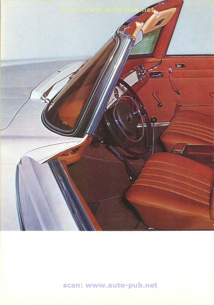 """La """"Pagode"""" 280 SL (W113 1967-1971)  Merc1737"""