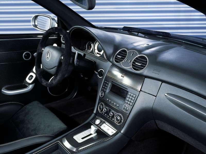 [Essai] CLK 63 AMG / DTM / Black Séries...(C209) 2005 Merc1844
