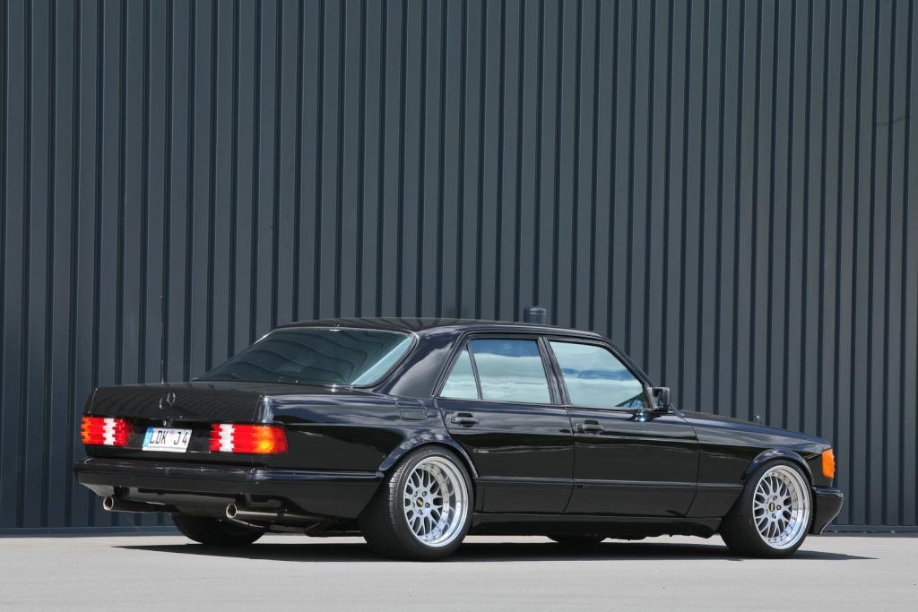 [Photos] Des W126 spéciales.... Merce270