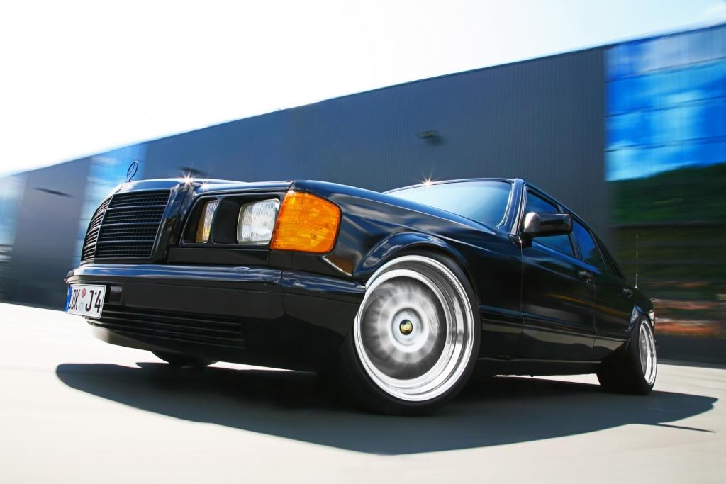 [Photos] Des W126 spéciales.... Merce279