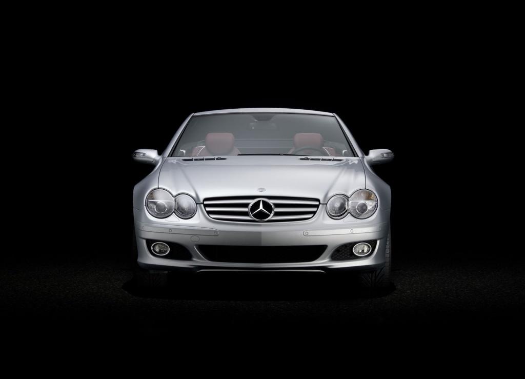 [Photos] Galerie : La Mercedes SL R230 Merce434