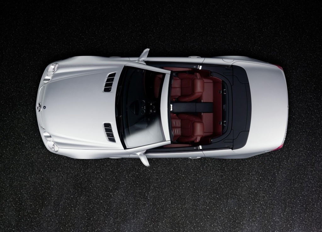 [Photos] Galerie : La Mercedes SL R230 Merce435