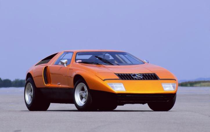 [Historique] Mercedes C 111 (1969-1979) Merce457