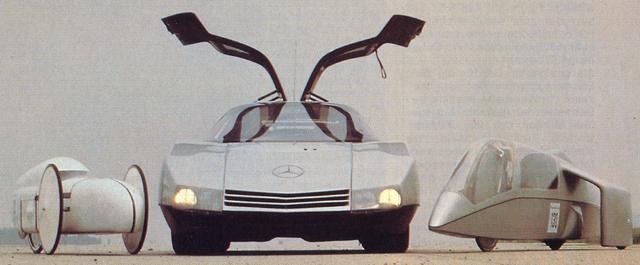 [Historique] Mercedes C 111 (1969-1979) Merce459