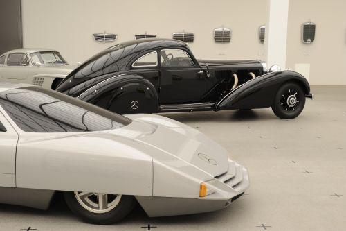 [Historique] Mercedes C 111 (1969-1979) Merce460