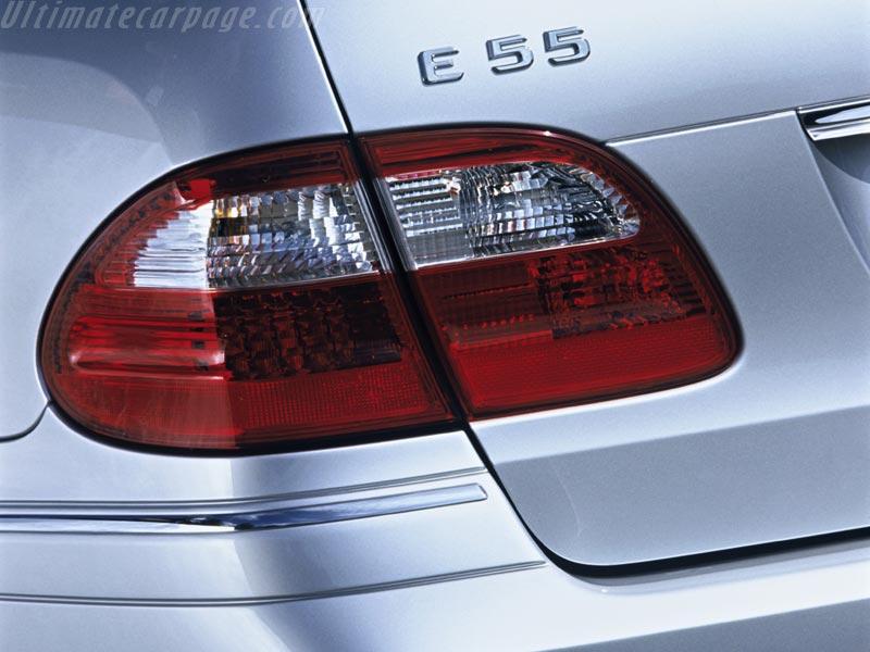 [Essai] La Mercedes E 55 AMG (W211) Merce528