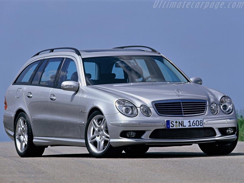 [Essai] La Mercedes E 55 AMG (W211) Merce529