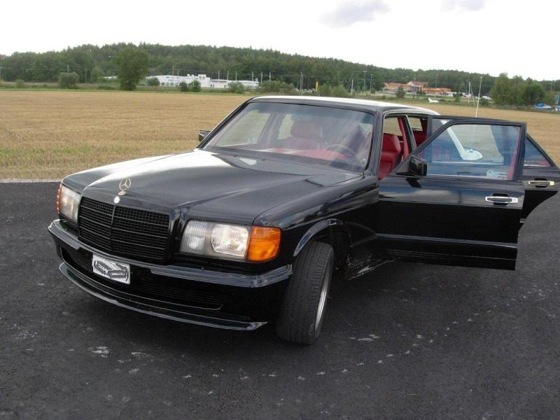 La Mercedes 560 Duchatelet Merce634