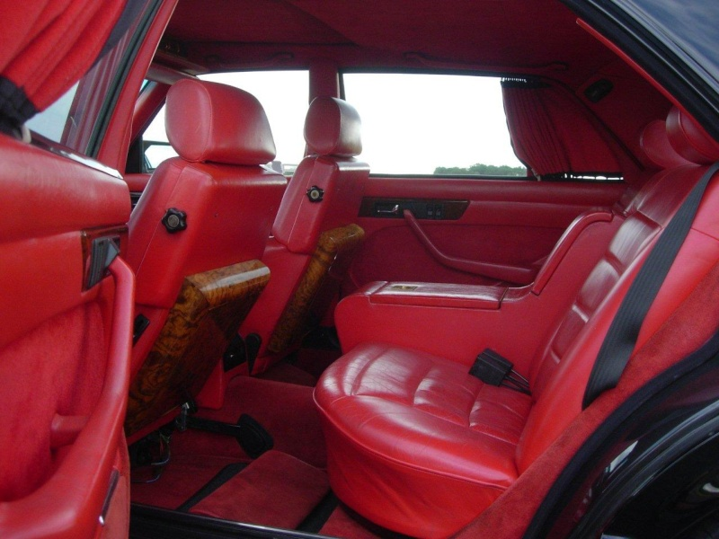 La Mercedes 560 Duchatelet Merce638