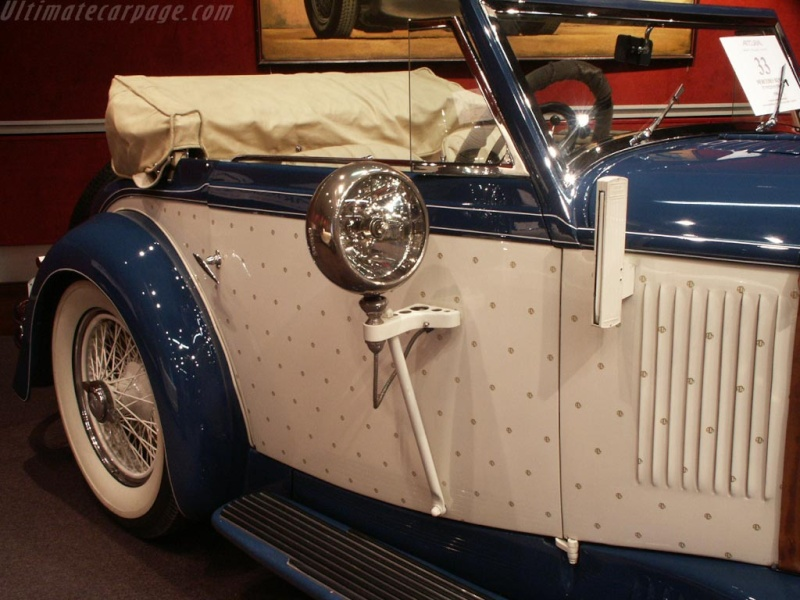 Mercedes SS SSK & SSKL (W06) 1928-1934 Merce699
