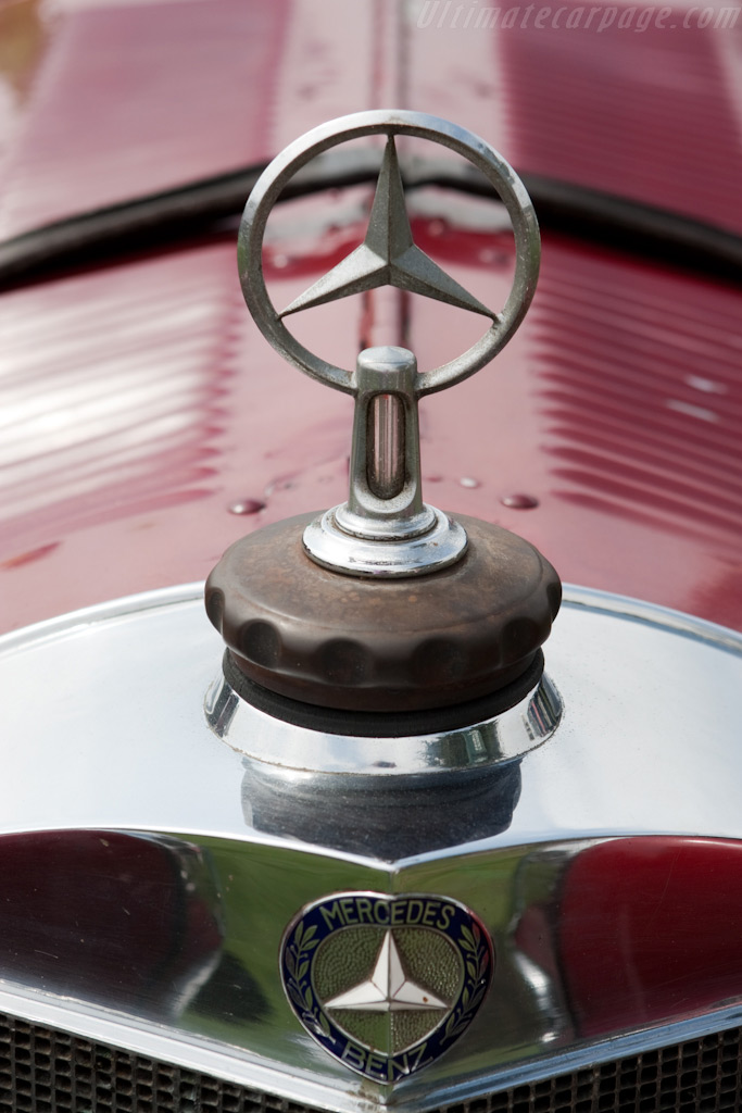 Mercedes SS SSK & SSKL (W06) 1928-1934 Merce708