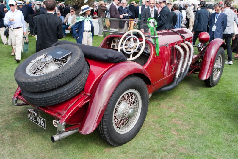 Mercedes SS SSK & SSKL (W06) 1928-1934 Merce711