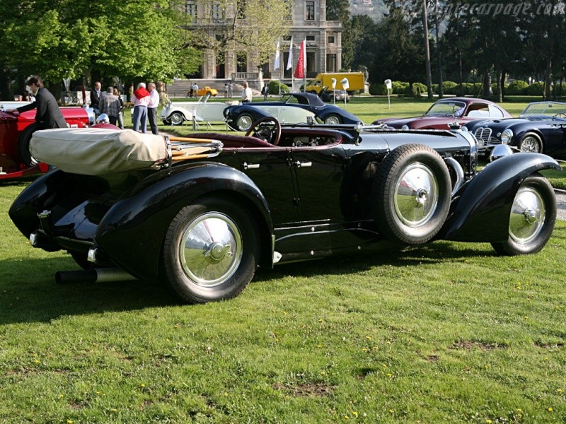 Mercedes SS SSK & SSKL (W06) 1928-1934 Merce716