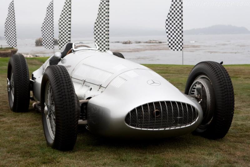 [ Historique] Mercedes-Benz W 154 1938-1939 (F1)  Merce794
