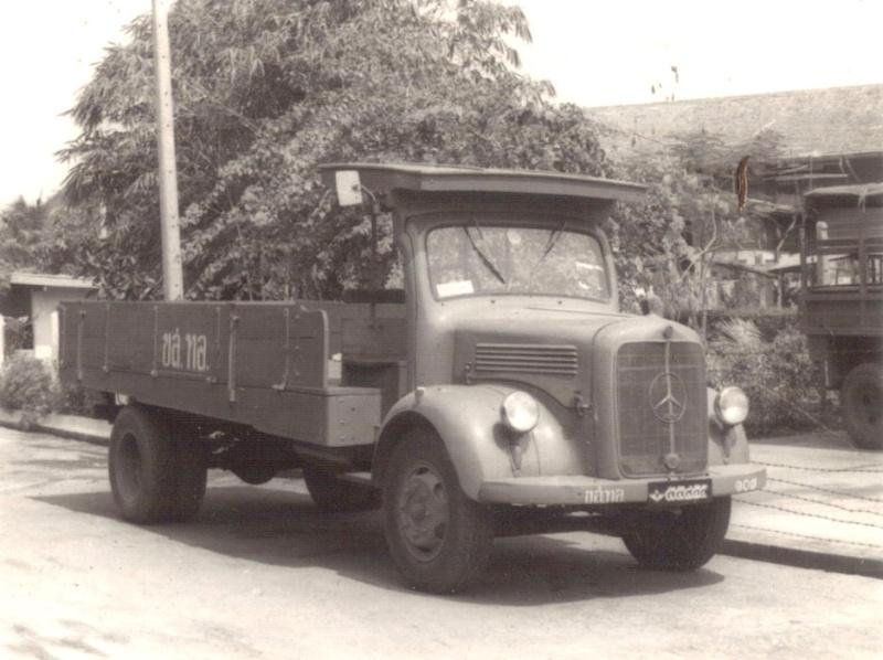 [Historique] Les Poids lourds Mercedes  Merce918