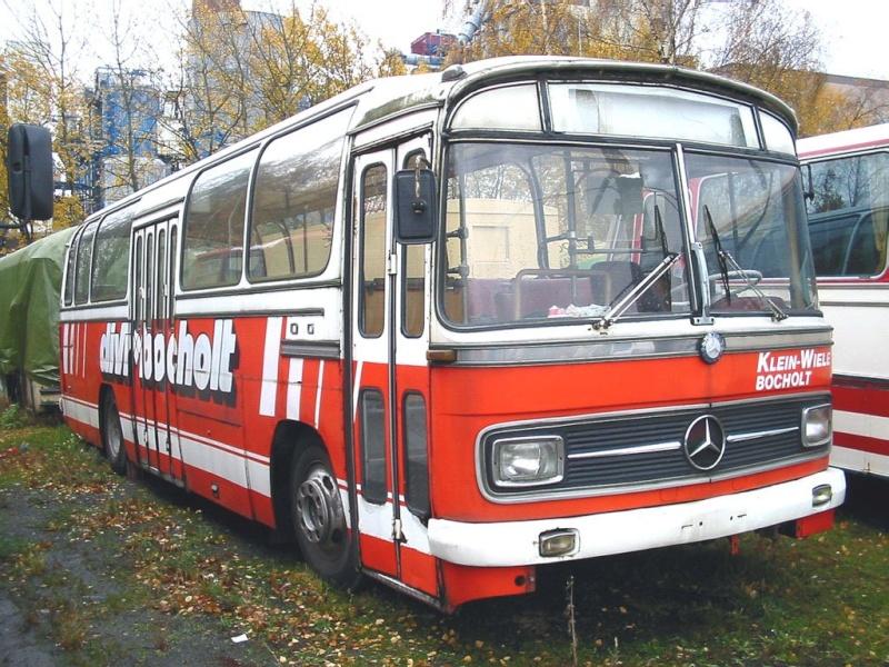 [Historique] Les Poids lourds Mercedes  Merce940