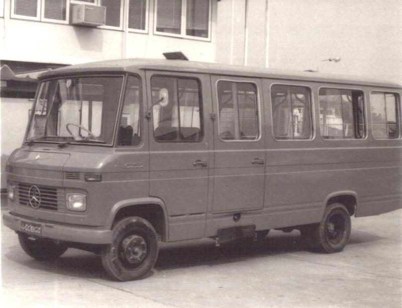 [Historique] Les Poids lourds Mercedes  Merce941