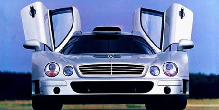 La Mercedes Benz CLK GTR 1998 Merced12