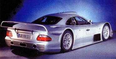 La Mercedes Benz CLK GTR 1998 Merced14