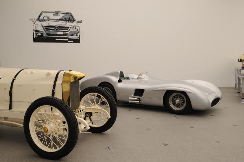 musée - [Photos] Le Mercedes-Benz Museum de Stuttgart Milest10