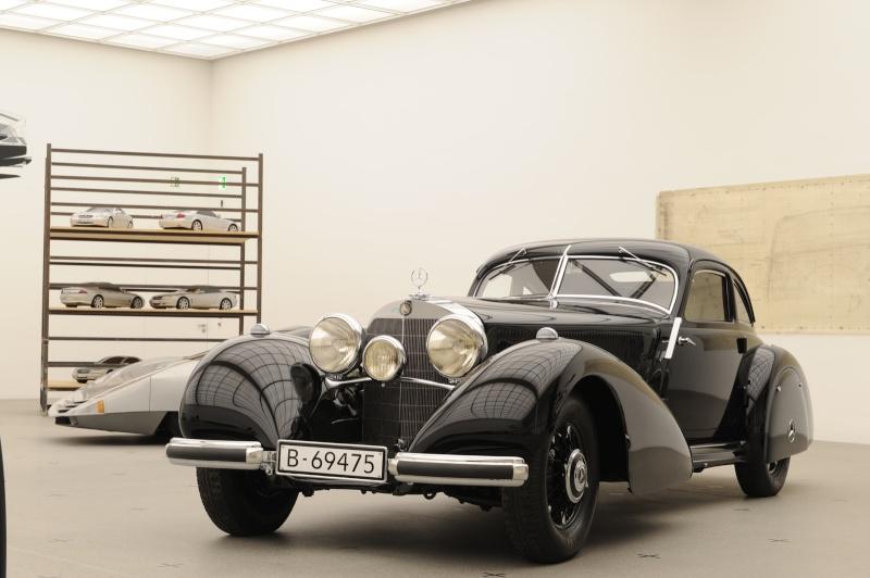 musée - [Photos] Le Mercedes-Benz Museum de Stuttgart Milest11