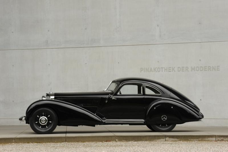 musée - [Photos] Le Mercedes-Benz Museum de Stuttgart Milest12