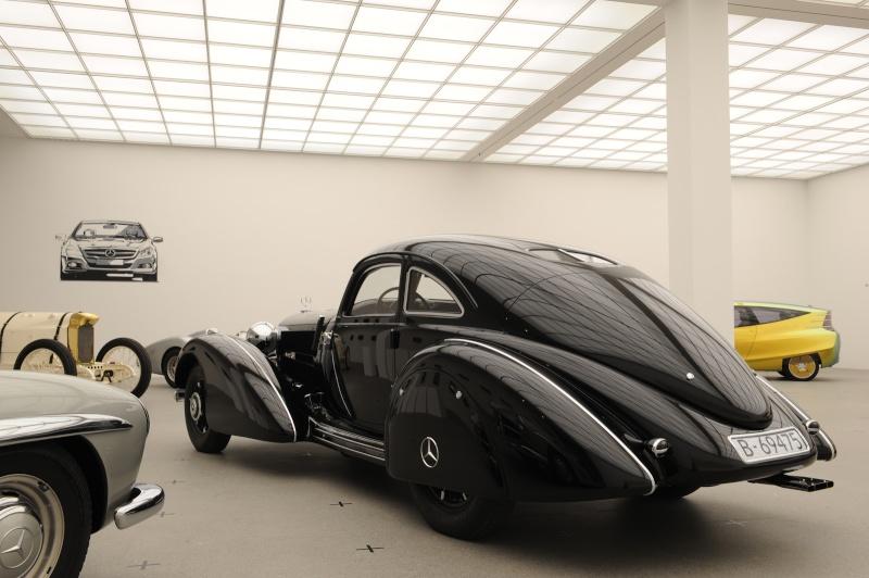 musée - [Photos] Le Mercedes-Benz Museum de Stuttgart Milest14