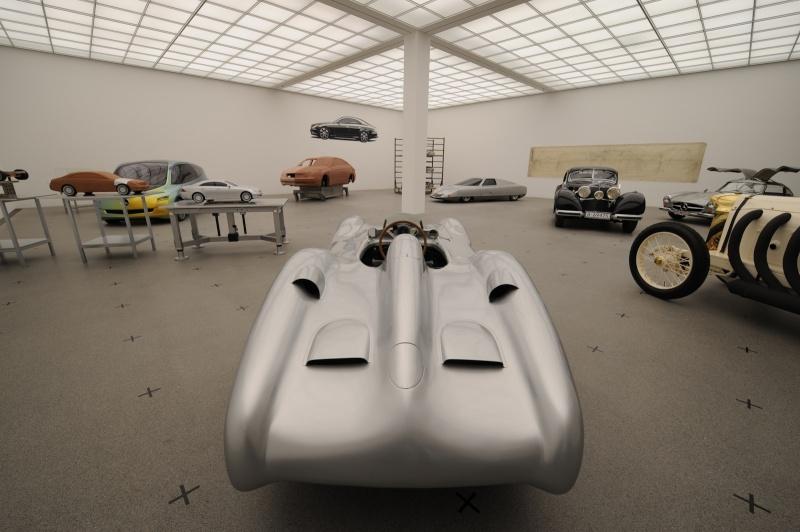 musée - [Photos] Le Mercedes-Benz Museum de Stuttgart Milest15