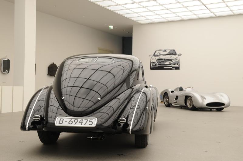 musée - [Photos] Le Mercedes-Benz Museum de Stuttgart Milest16