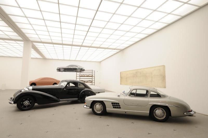 musée - [Photos] Le Mercedes-Benz Museum de Stuttgart Milest17