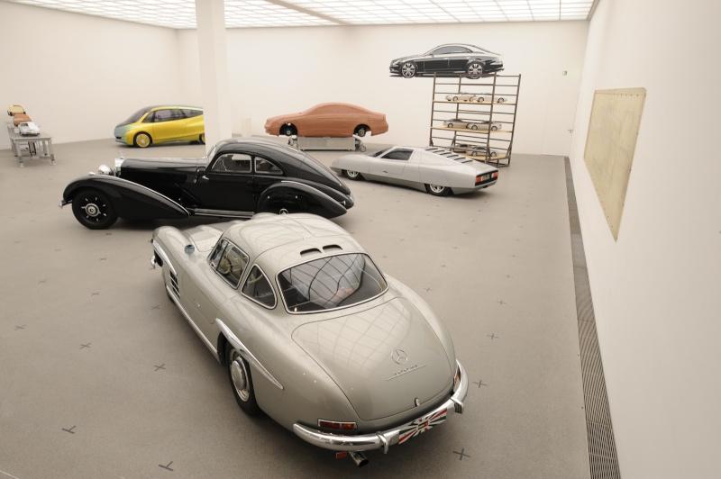 musée - [Photos] Le Mercedes-Benz Museum de Stuttgart Milest18