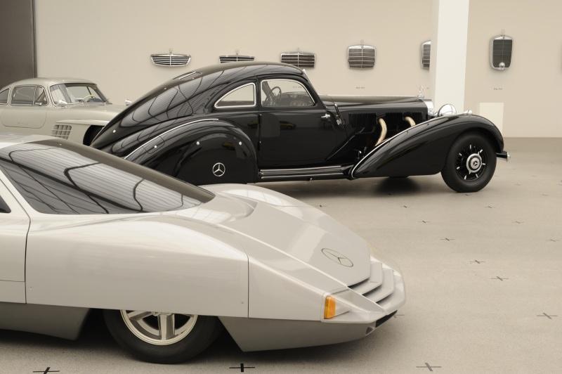 musée - [Photos] Le Mercedes-Benz Museum de Stuttgart Milest19