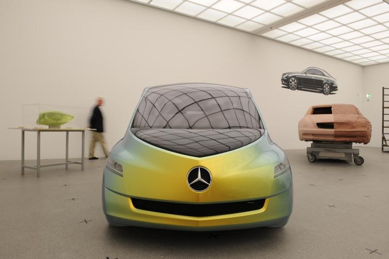 musée - [Photos] Le Mercedes-Benz Museum de Stuttgart Milest20