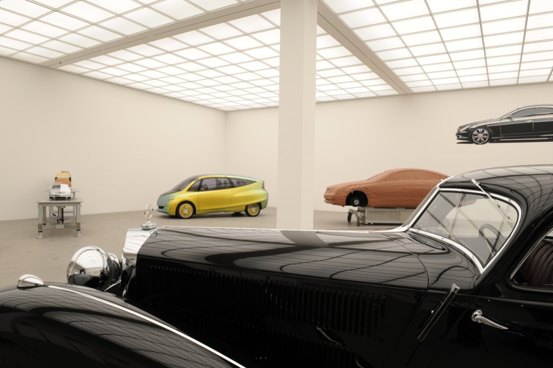 musée - [Photos] Le Mercedes-Benz Museum de Stuttgart Milest21