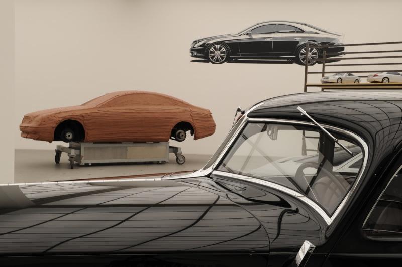 musée - [Photos] Le Mercedes-Benz Museum de Stuttgart Milest22