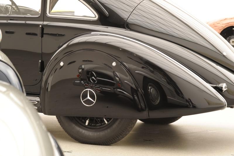 musée - [Photos] Le Mercedes-Benz Museum de Stuttgart Milest24