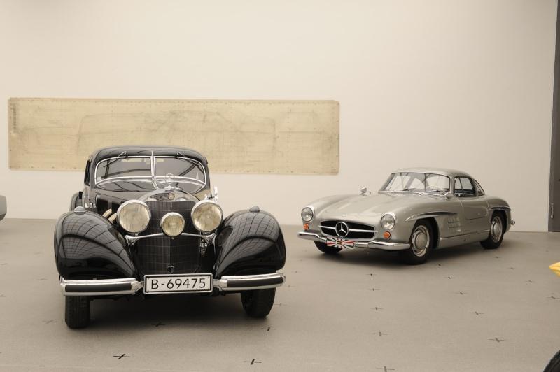 musée - [Photos] Le Mercedes-Benz Museum de Stuttgart Milest25
