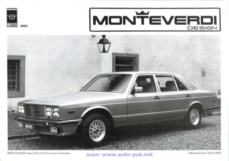 [Photos] Des W126 spéciales.... - Page 2 Montev10