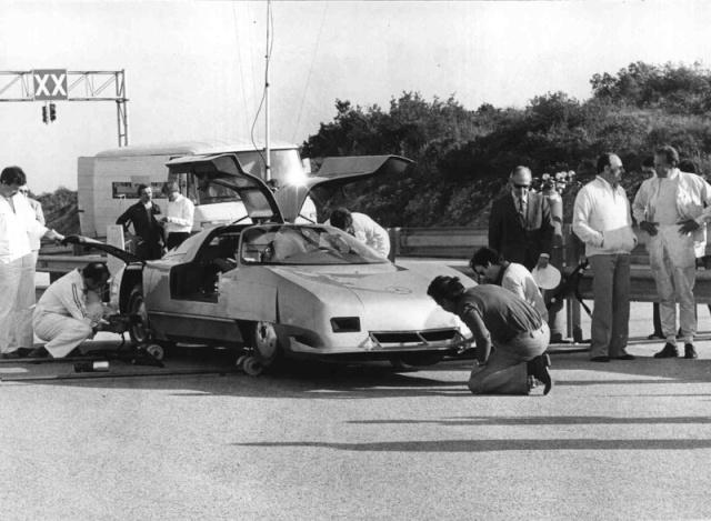 [Historique] Mercedes C 111 (1969-1979) P231010
