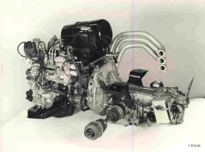 [Historique] Mercedes C 111 (1969-1979) P410