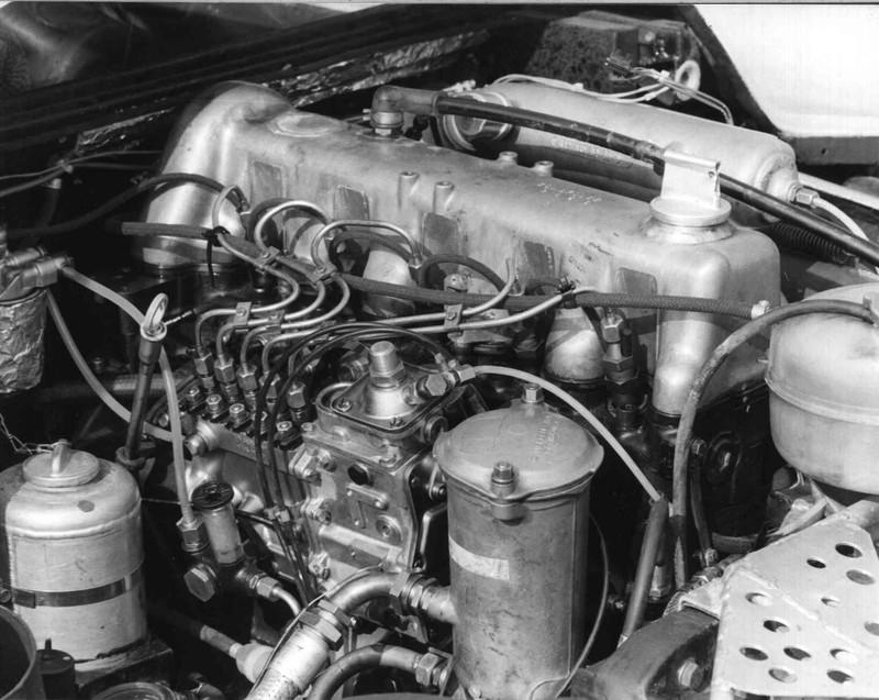 [Historique] Mercedes C 111 (1969-1979) P4110