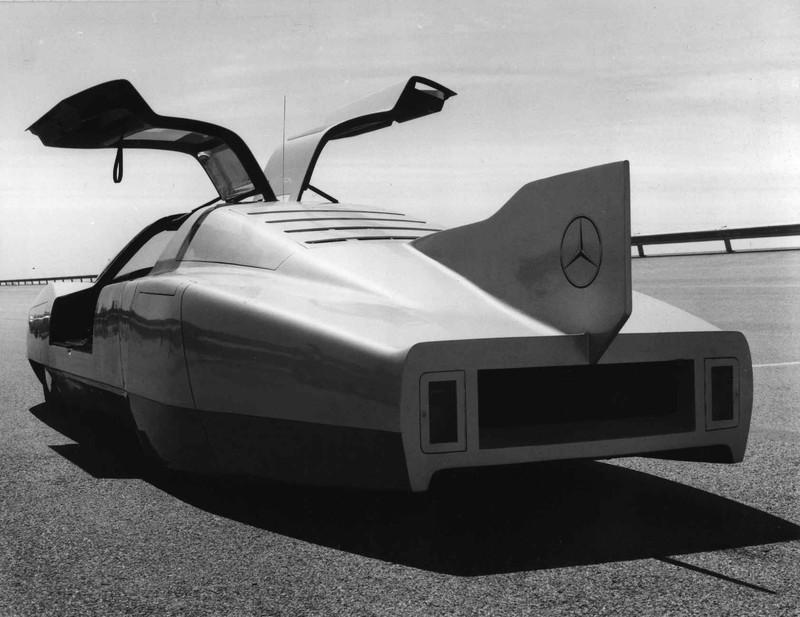 [Historique] Mercedes C 111 (1969-1979) P5110