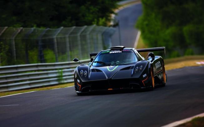 [Circuit] Nürburgring : la Nordschleife Pagani10