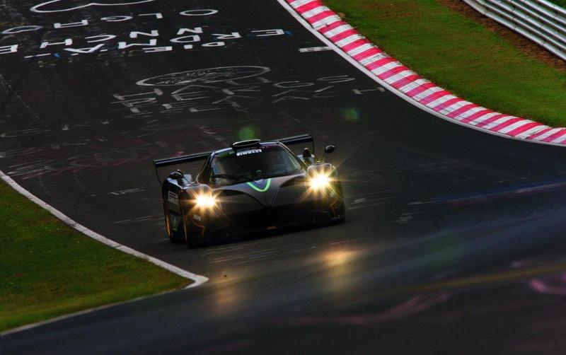 [Circuit] Nürburgring : la Nordschleife Pagani13