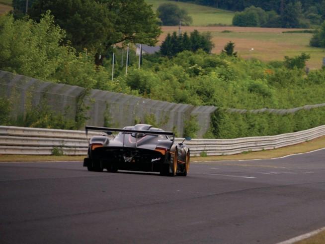 [Circuit] Nürburgring : la Nordschleife Pagani14