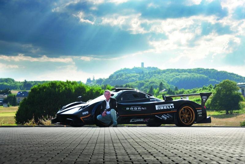 [Circuit] Nürburgring : la Nordschleife Pagani15